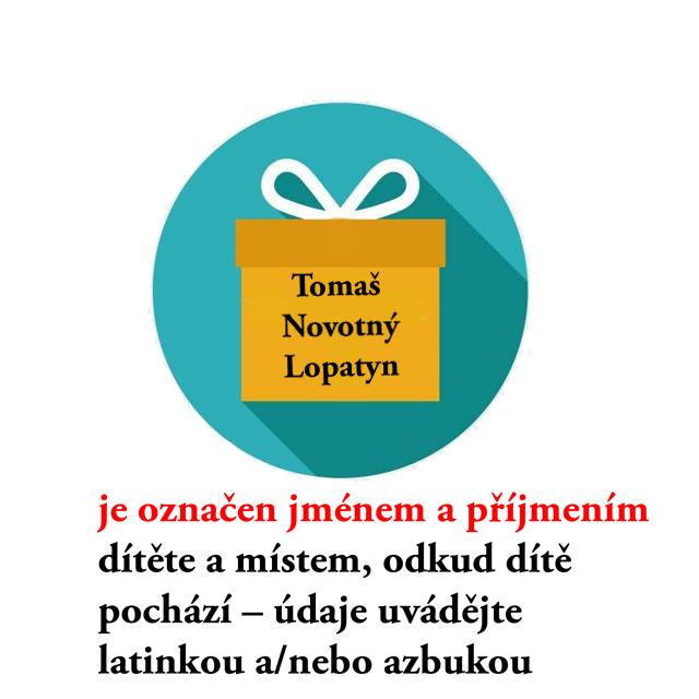 Jméno na dárku